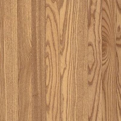 Bruce Natural Choice Strip Ash 2 1/4 Lt. Ash Natural (Sample) Hardwood Flooring