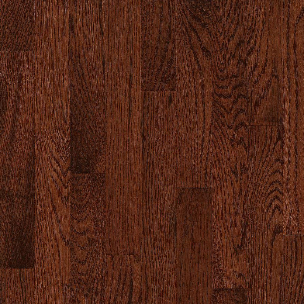 Bruce Natural Choice Strip Oak 2 1/4 - Low Gloss Sierra (Sample) Hardwood Flooring