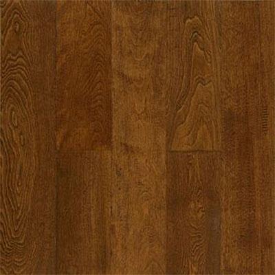 Bruce Rustic Heritage Handscraped Birch Tobacco Brown (Sample) Hardwood Flooring