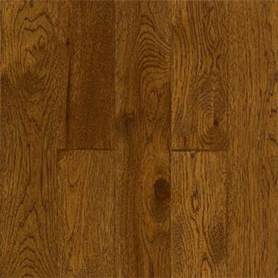 Bruce Rustic Heritage Handscraped Hickory Golden Brown (Sample) Hardwood Flooring