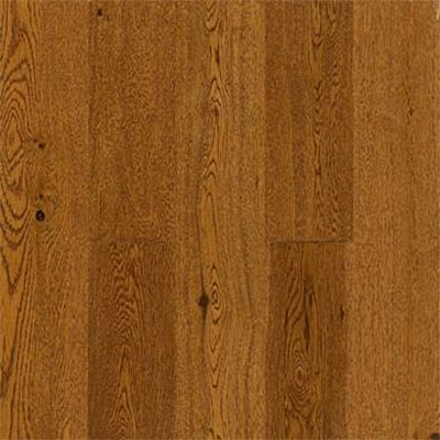 Bruce Rustic Heritage Handscraped Oak Nutty Brown (Sample) Hardwood Flooring