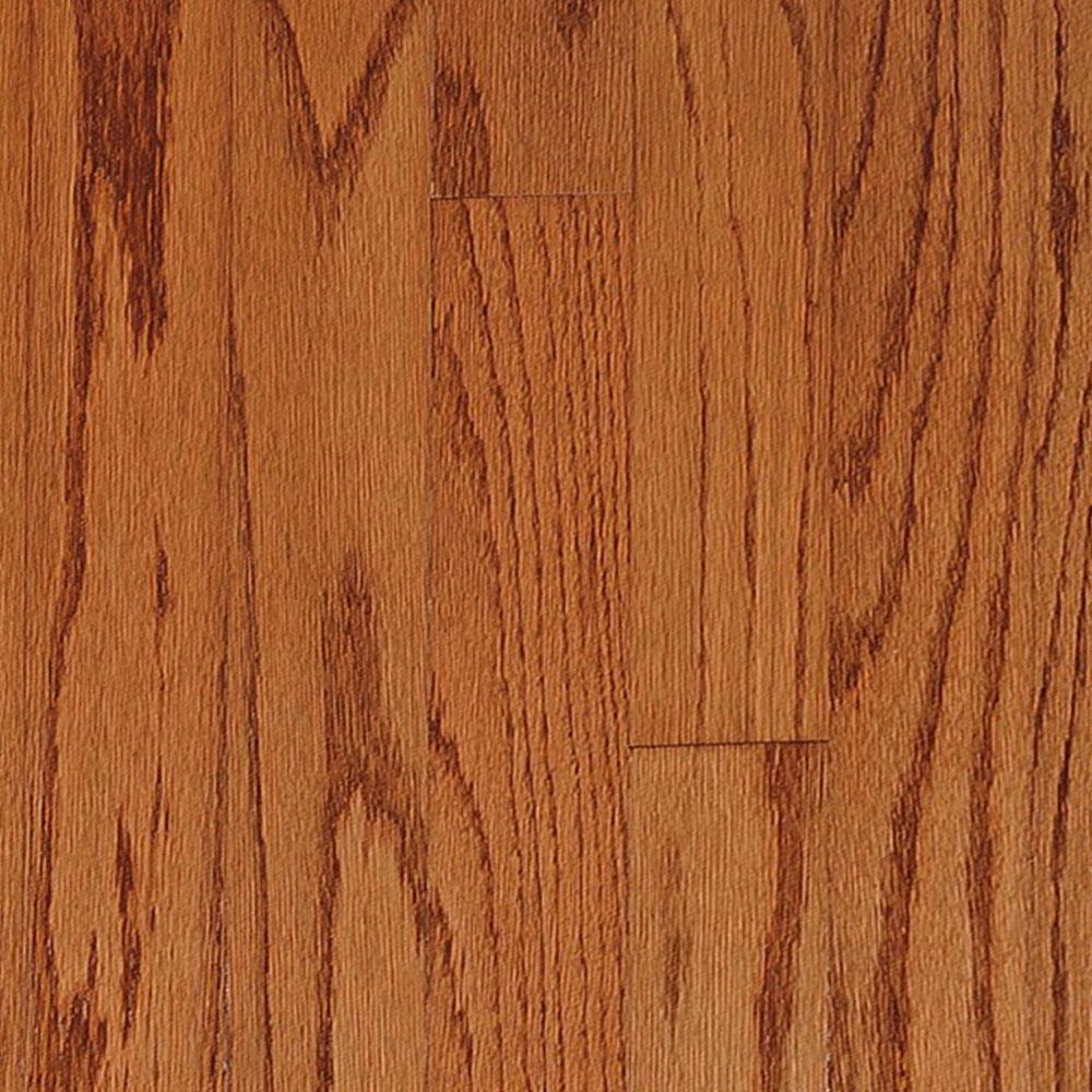 Bruce Springdale Plank 3 Gunstock (Sample) Hardwood Flooring