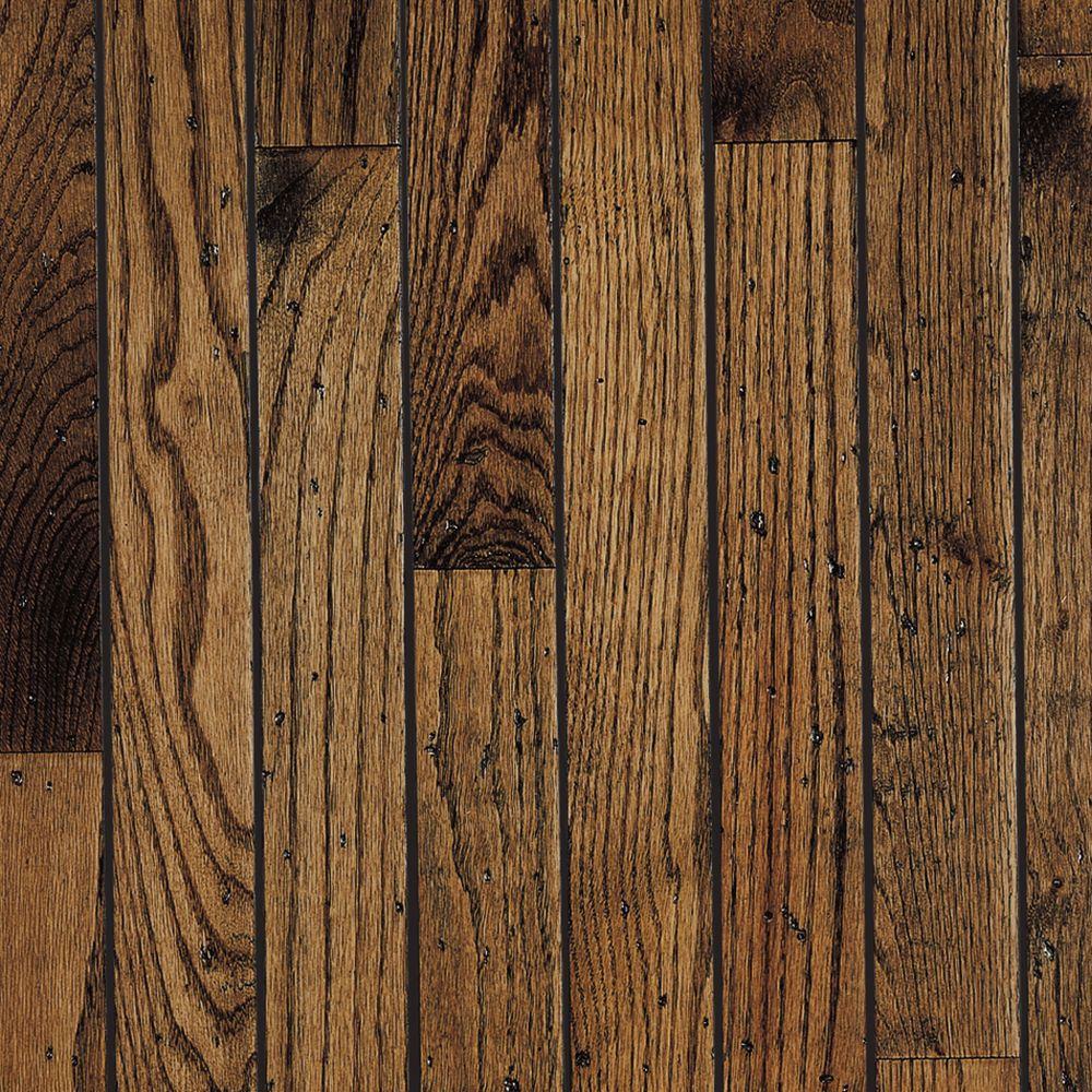 Bruce Trumbull Strip 2 1/4 Antique (Sample) Hardwood Flooring