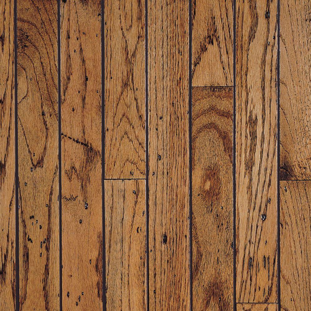 Bruce Trumbull Strip 2 1/4 Honey (Sample) Hardwood Flooring