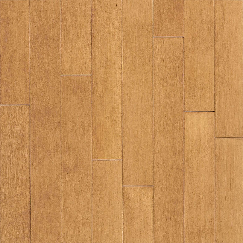 Bruce Turlington American Exotics Maple 3 Caramel (Sample) Hardwood Flooring