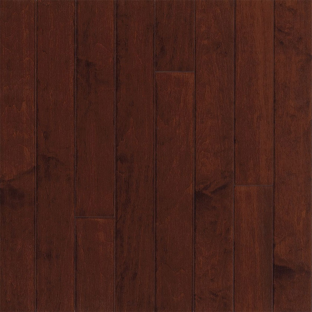 Bruce Turlington American Exotics Maple 3 Cherry (Sample) Hardwood Flooring