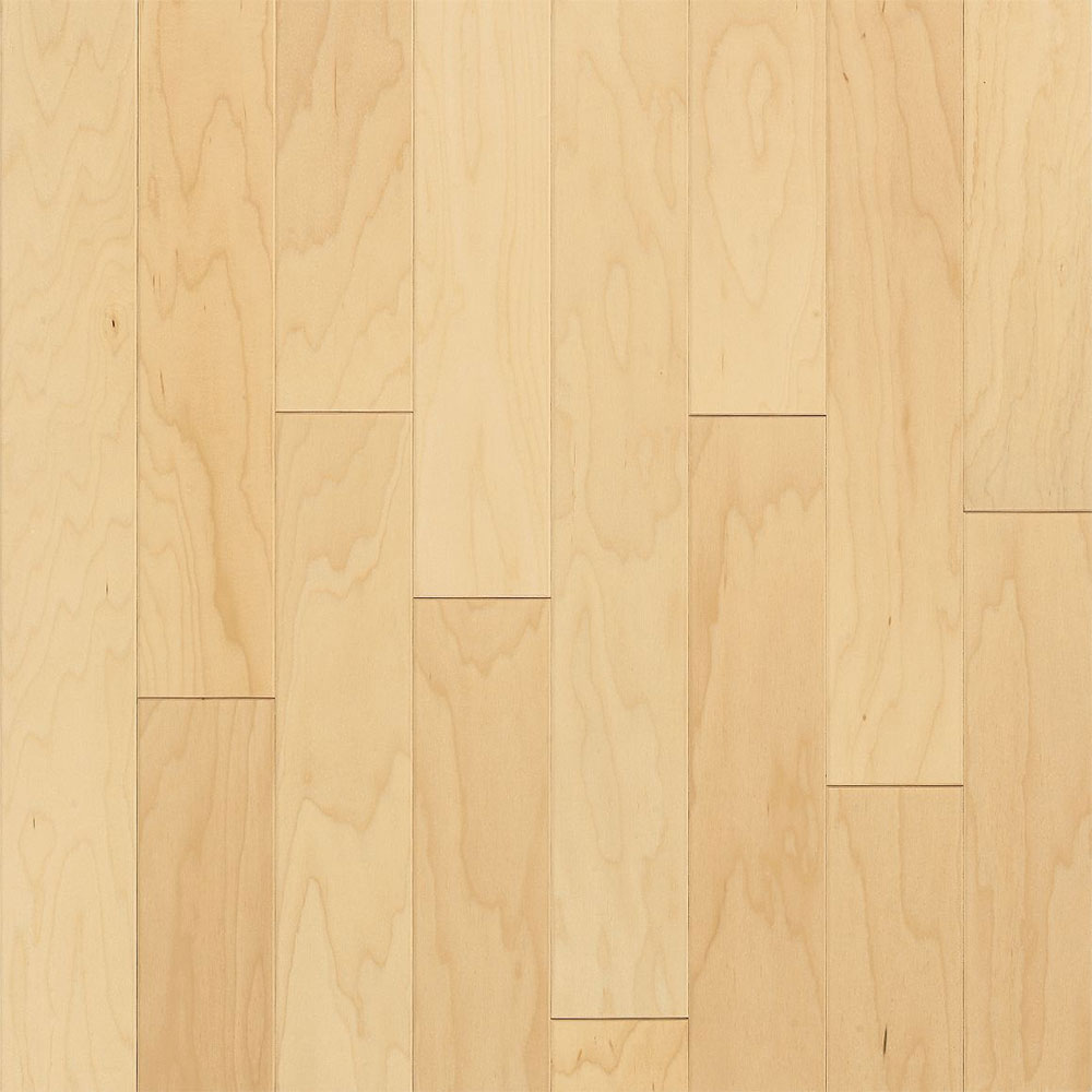 Bruce Turlington American Exotics Maple 3 Natural (Sample) Hardwood Flooring