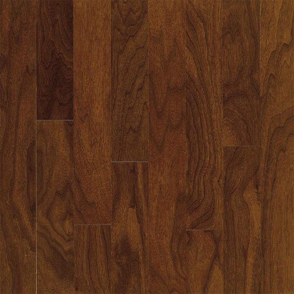 Bruce Turlington American Exotics Walnut 3 Autumn Brown (Sample) Hardwood Flooring