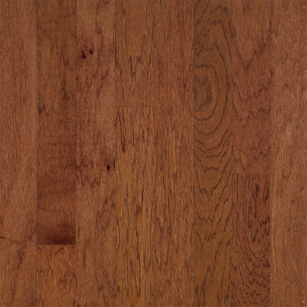 Bruce Turlington American Exotics Hickory 3 Brandywine (Sample) Hardwood Flooring
