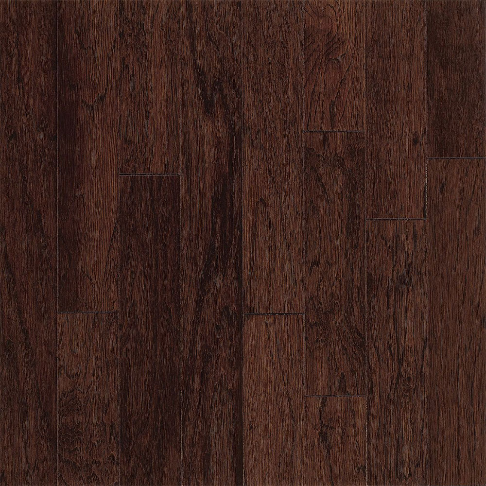 Bruce Turlington American Exotics Hickory 3 Molasses (Sample) Hardwood Flooring