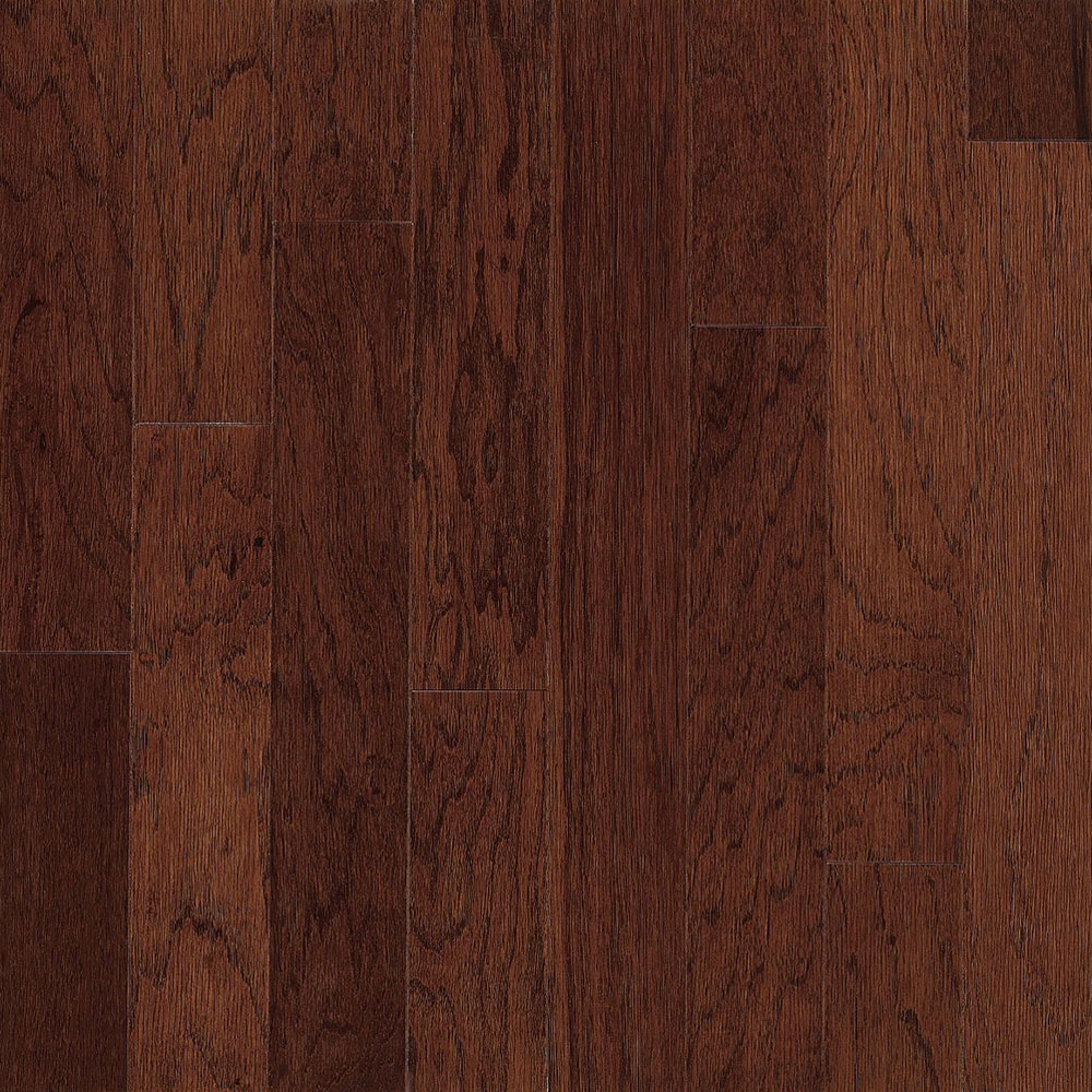 Bruce Turlington American Exotics Hickory 3 Paprika (Sample) Hardwood Flooring