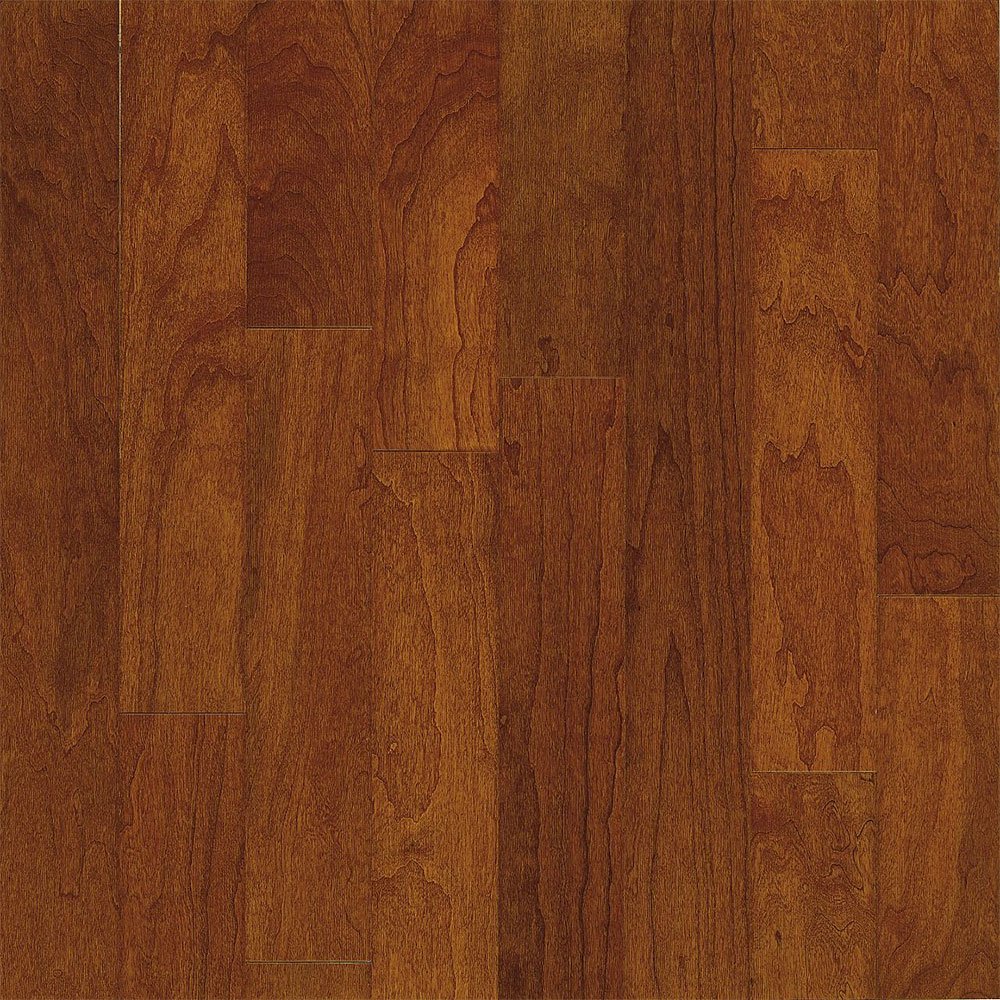 Bruce Turlington Lock & Fold Cherry 5 Bronze (Sample) Hardwood Flooring