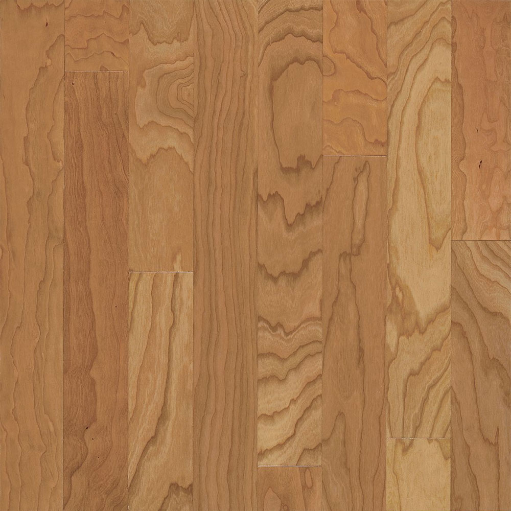 Bruce Turlington Lock & Fold Cherry 5 Natural (Sample) Hardwood Flooring