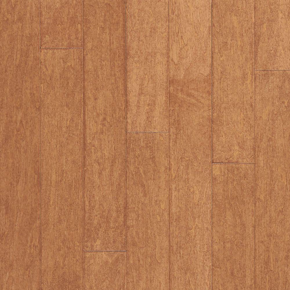 Bruce Turlington Lock & Fold Maple 3 Amaretto (Sample) Hardwood Flooring