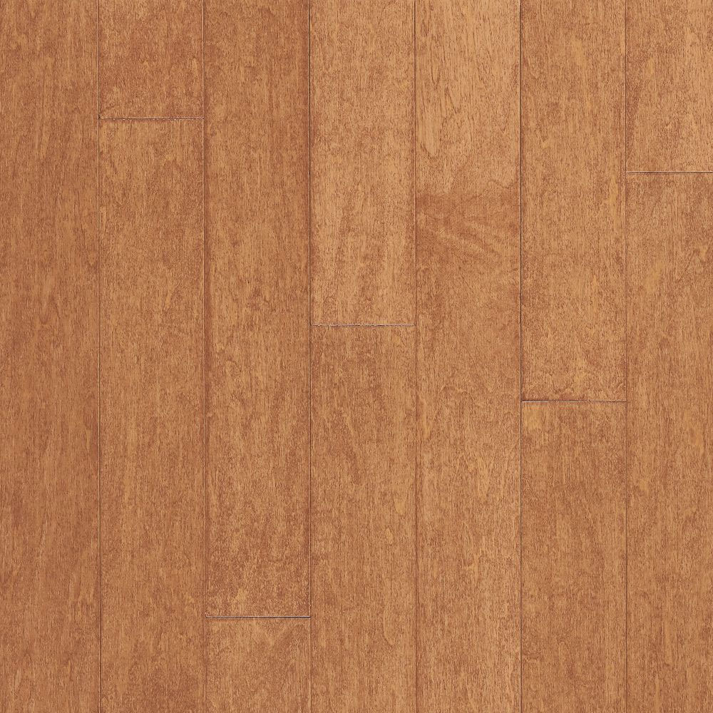 Bruce Turlington Lock & Fold Maple 5 Amaretto (Sample) Hardwood Flooring