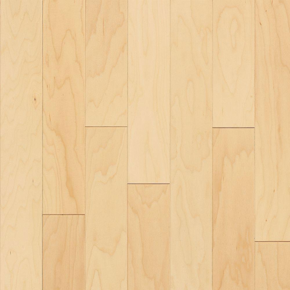 Bruce Turlington Lock & Fold Maple 5 Natural (Sample) Hardwood Flooring