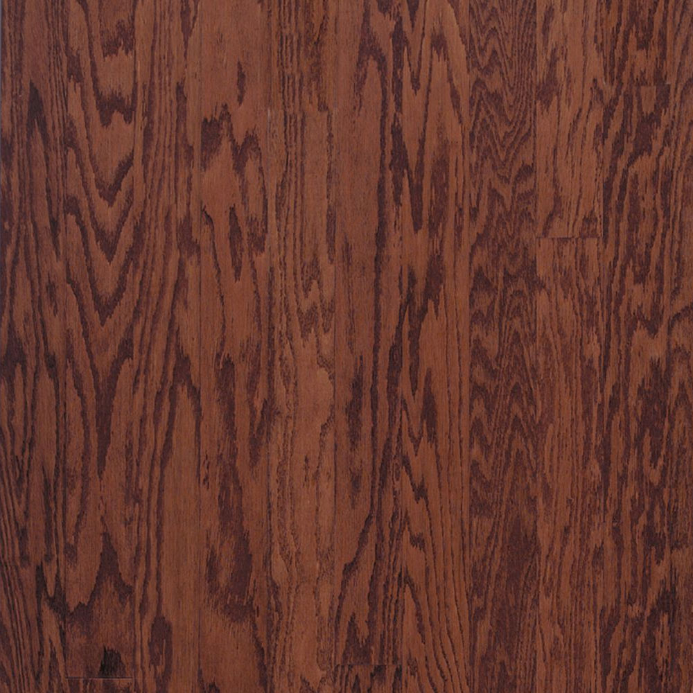 Bruce Turlington Lock & Fold Oak 3 Cherry (Sample) Hardwood Flooring