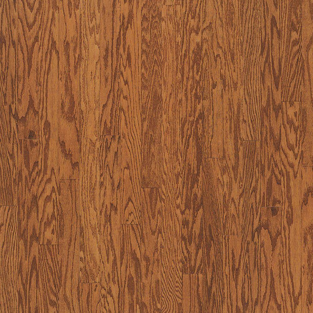 Bruce Turlington Lock & Fold Oak 3 Gunstock (Sample) Hardwood Flooring