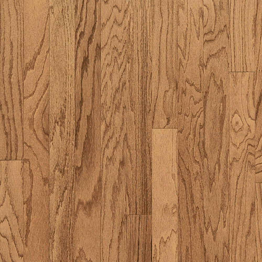 Bruce Turlington Lock & Fold Oak 3 Harvest (Sample) Hardwood Flooring