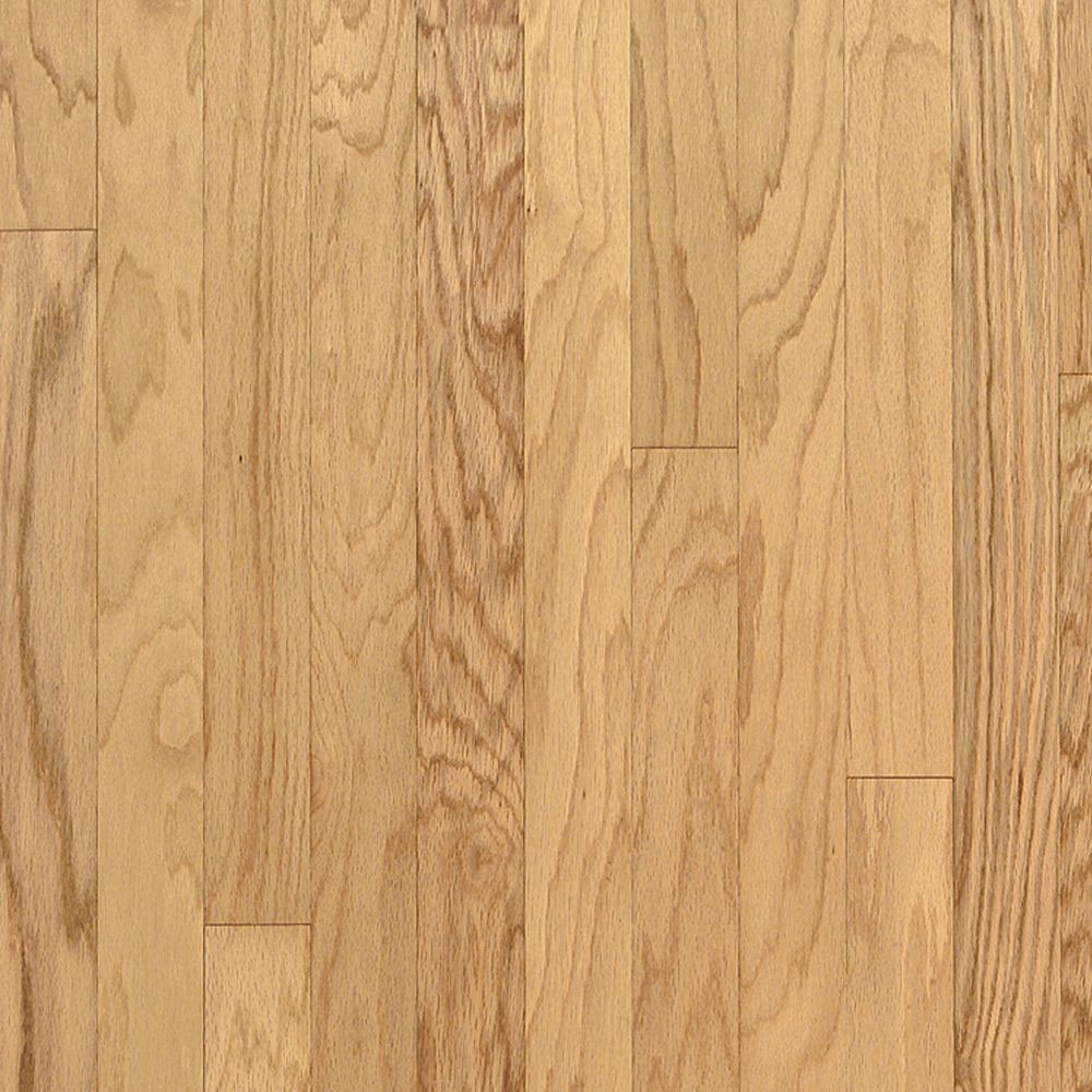 Bruce Turlington Lock & Fold Oak 3 Natural (Sample) Hardwood Flooring