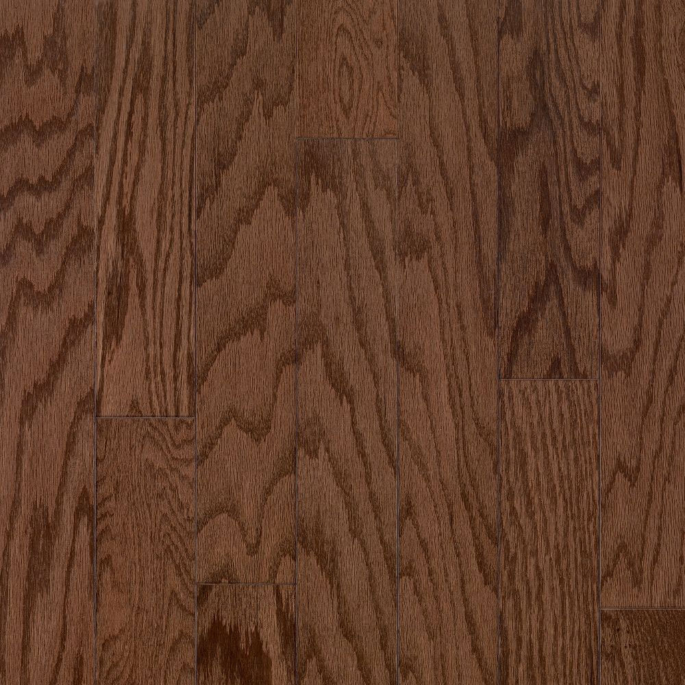 Bruce Turlington Lock & Fold Oak 3 Saddle (Sample) Hardwood Flooring