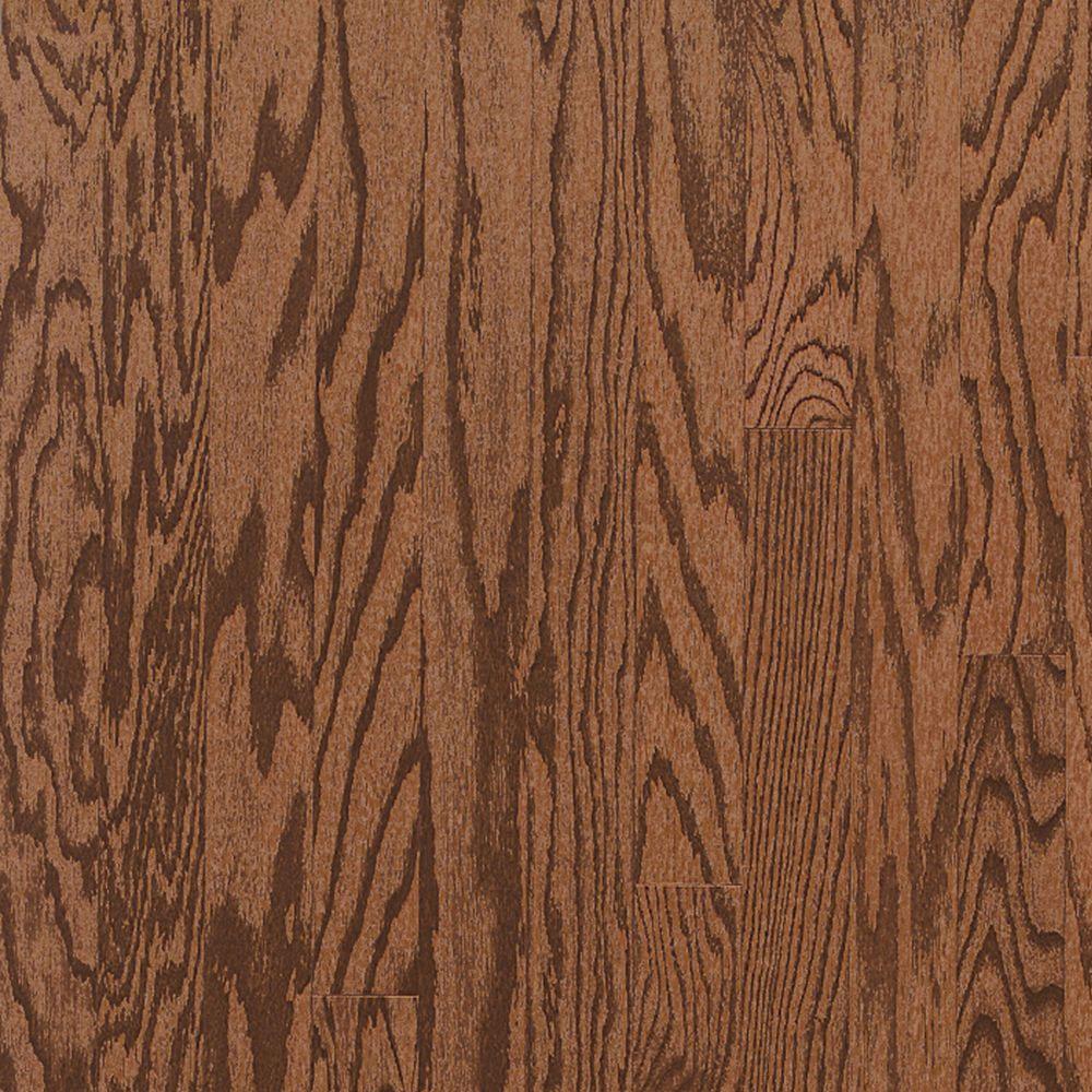 Bruce Turlington Lock & Fold Oak 3 Woodstock (Sample) Hardwood Flooring