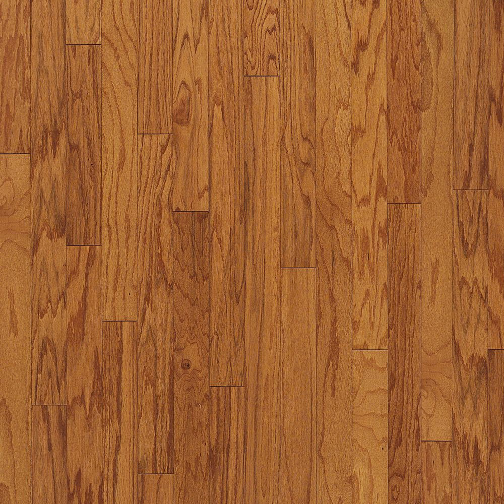 Bruce Turlington Lock & Fold Oak 5 Butterscotch (Sample) Hardwood Flooring