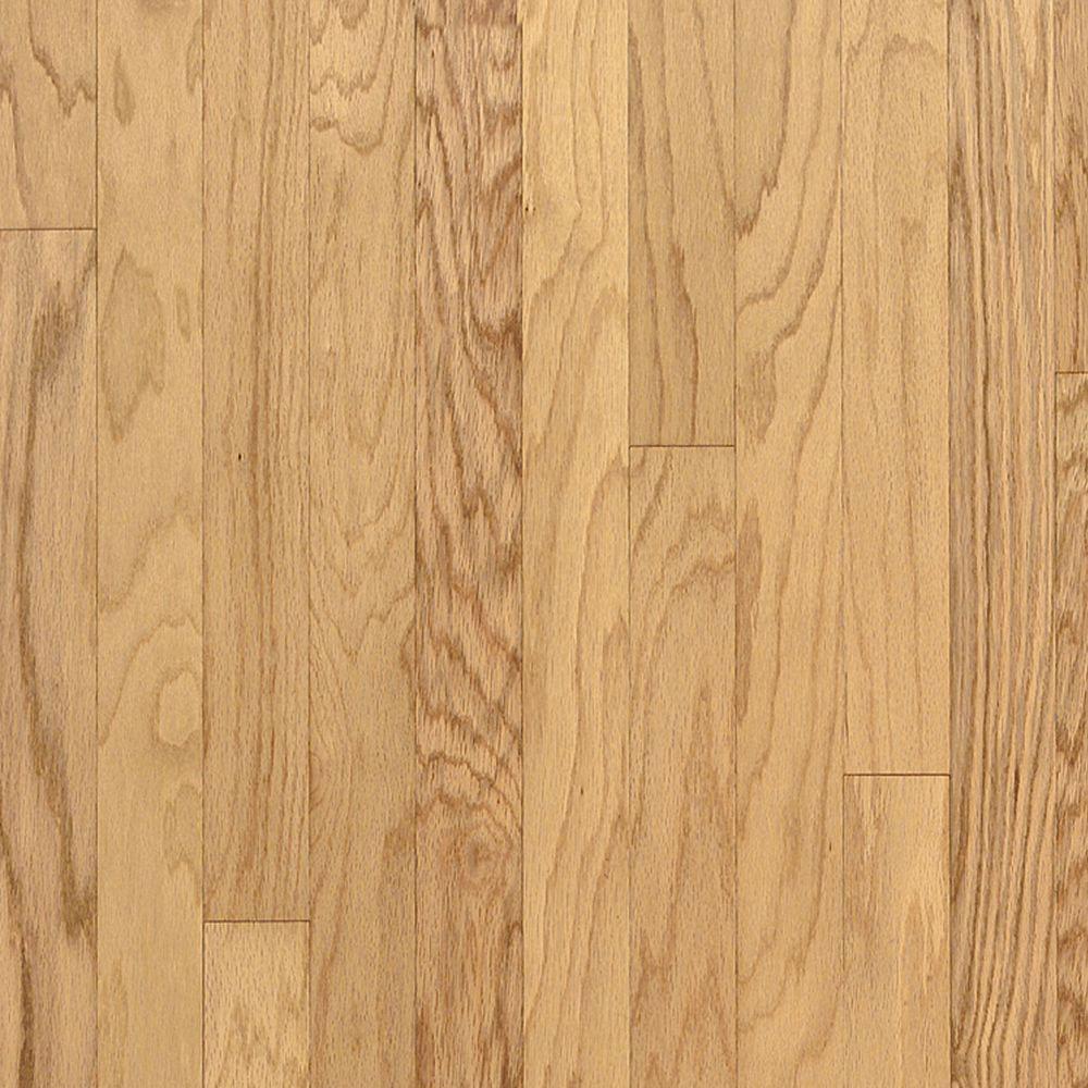 Bruce Turlington Lock & Fold Oak 5 Natural (Sample) Hardwood Flooring