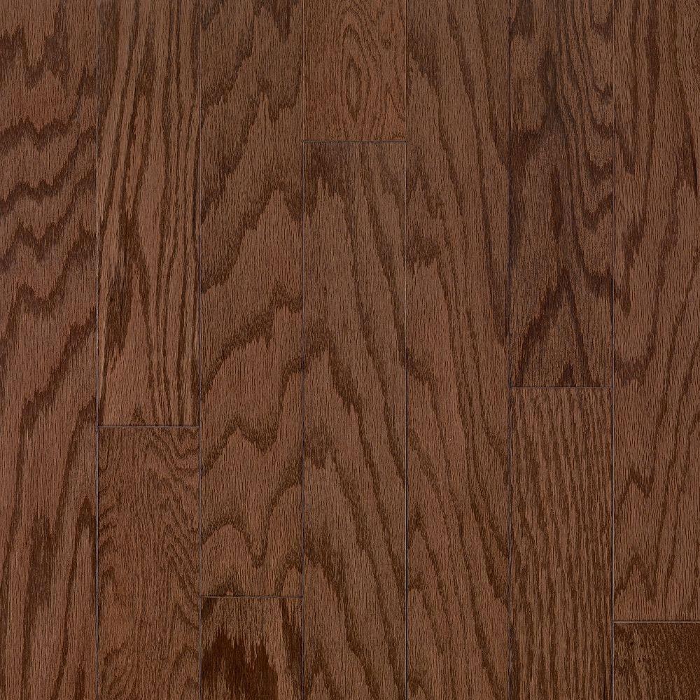 Bruce Turlington Lock & Fold Oak 5 Saddle (Sample) Hardwood Flooring