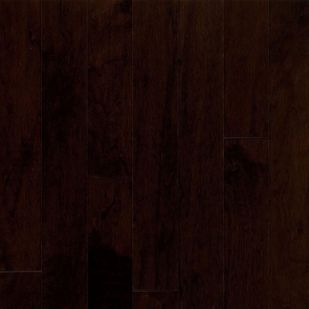 Bruce Turlington Lock & Fold Walnut 5 Cocoa Brown (Sample) Hardwood Flooring