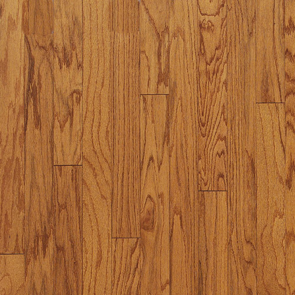 Bruce Turlington Plank Oak 5 Butterscotch (Sample) Hardwood Flooring