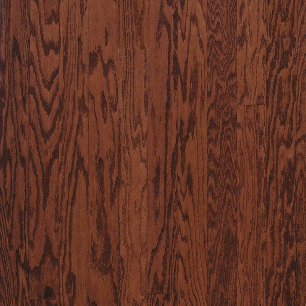 Bruce Turlington Plank Oak 3 Cherry (Sample) Hardwood Flooring