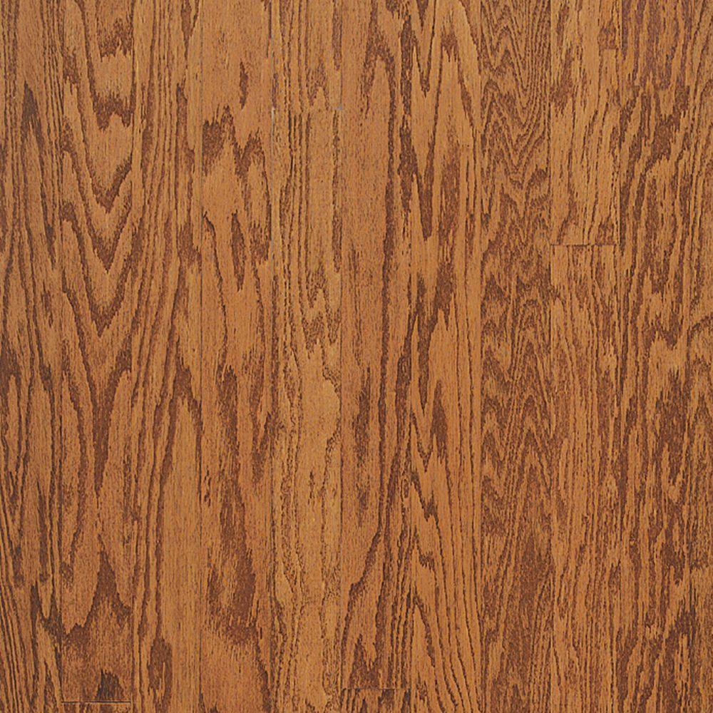 Bruce Turlington Plank Oak 5 Gunstock (Sample) Hardwood Flooring