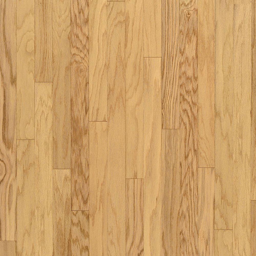 Bruce Turlington Plank Oak 5 Natural (Sample) Hardwood Flooring