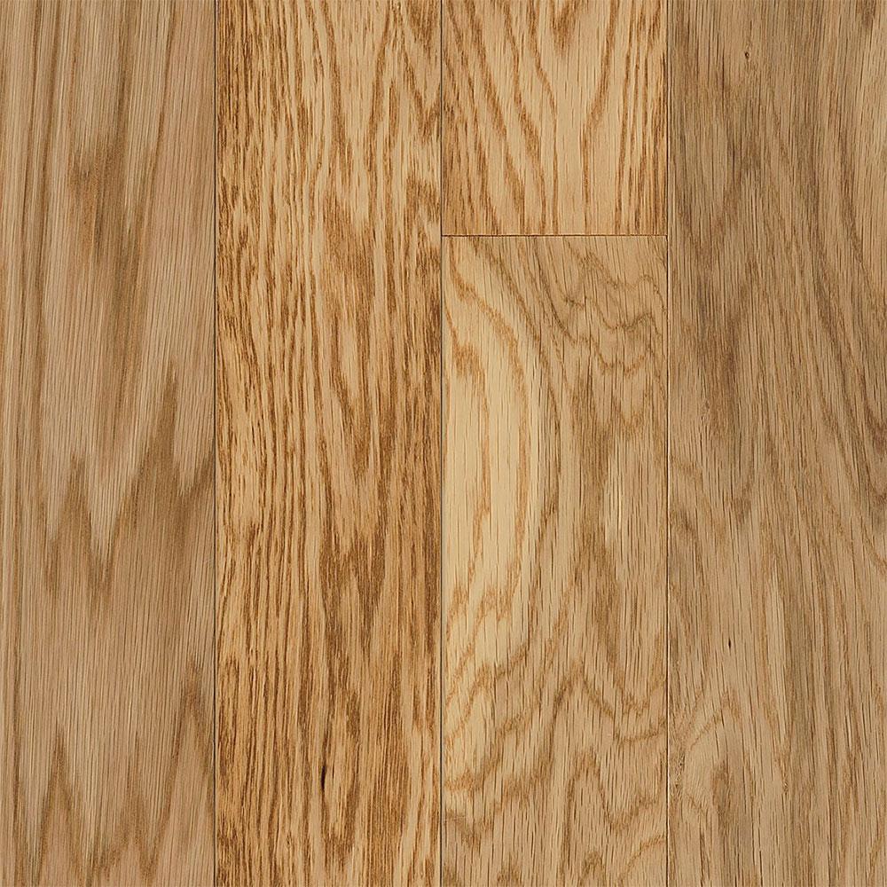 Bruce Turlington Signature Engineered 3 Northern White Oak Natural (Sample) Hardwood Flooring