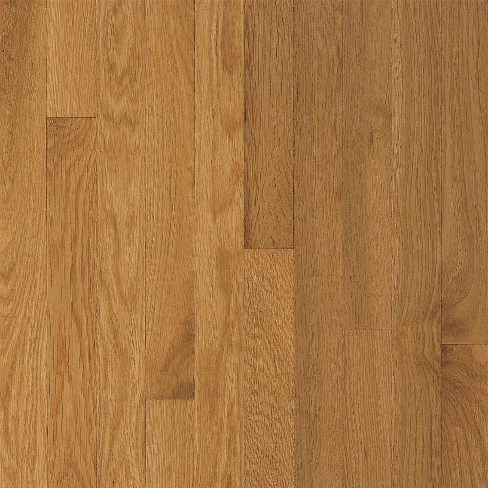 Bruce Waltham Plank Oak 3 1/4 Cornsilk (Sample) Hardwood Flooring