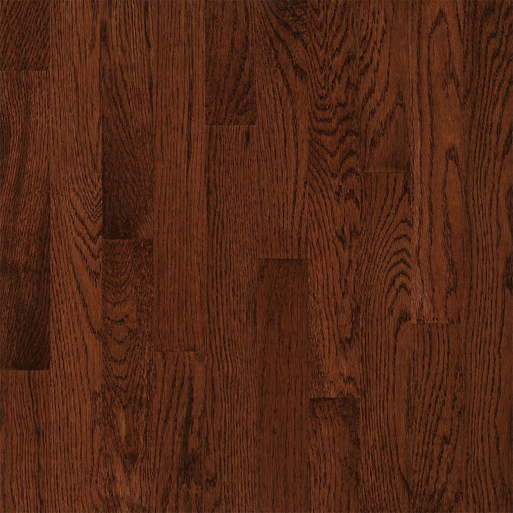 Bruce Waltham Strip Oak 2 1/4 Kenya (Sample) Hardwood Flooring