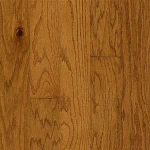 Bruce Westchester Engineered Plank Oak 4 1/2 Gunstock (Sample) Hardwood Flooring