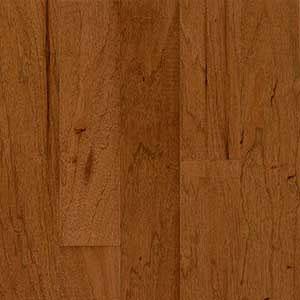 Bruce Westchester Engineered Plank Hickory 4 1/2 Brandywine (Sample) Hardwood Flooring