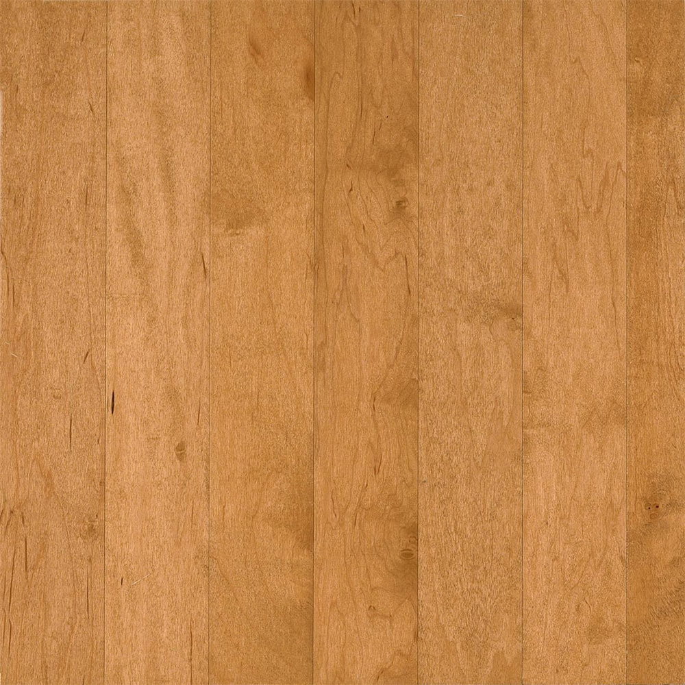 Bruce Westmoreland Strip Maple Country Caramel (Sample) Hardwood Flooring