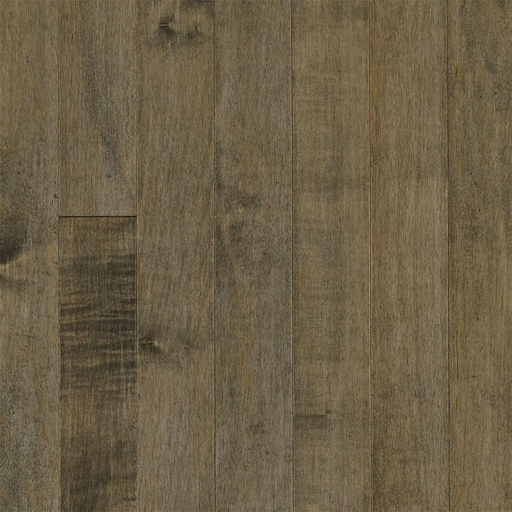 Bruce Westmoreland Strip Maple Pewter (Sample) Hardwood Flooring
