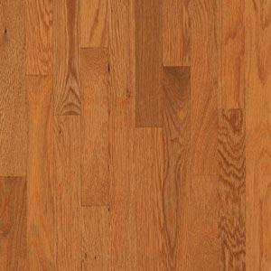 Bruce Westchester Solid Strip Oak 2 1/4 Butter Rum (Sample) Hardwood Flooring