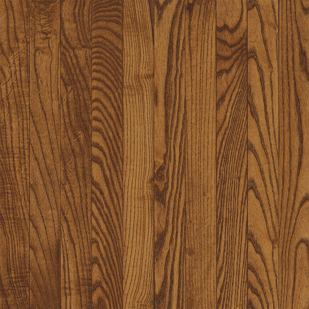 Bruce Westchester Solid Strip Oak 2 1/4 Fawn (Sample) Hardwood Flooring