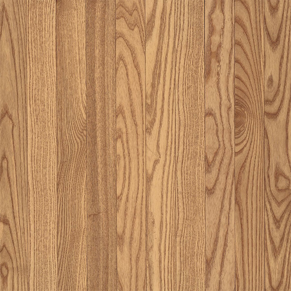Bruce Westchester Solid Strip Oak 2 1/4 Natural (Sample) Hardwood Flooring