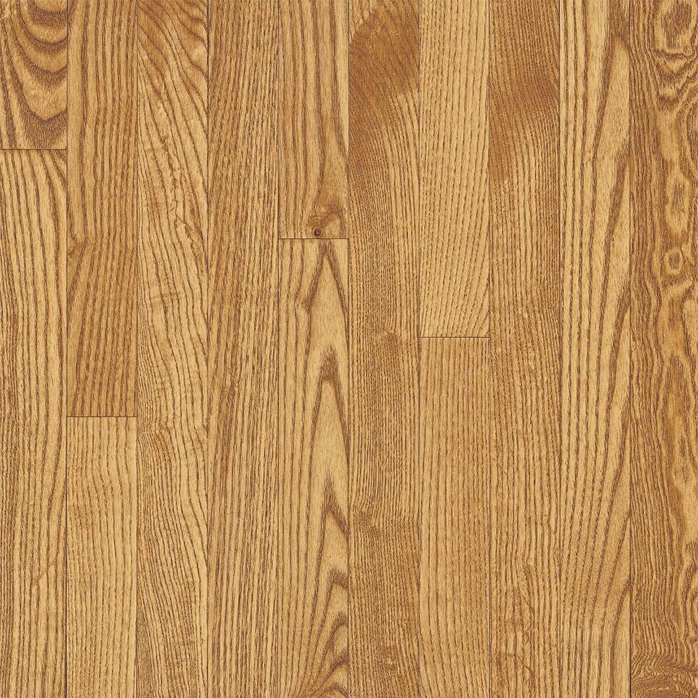 Bruce Westchester Solid Strip Oak 2 1/4 Seashell (Sample) Hardwood Flooring