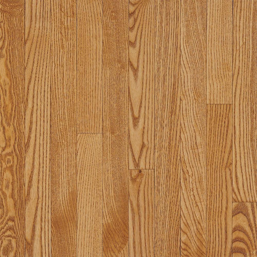 Bruce Westchester Solid Strip Oak 2 1/4 Spice (Sample) Hardwood Flooring