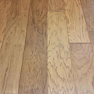 Cala Generation Handscraped Hickory Biscotti Hardwood Flooring