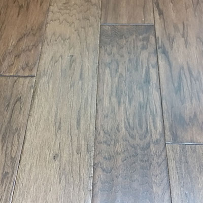 Cala Generation Handscraped Hickory Brown Hardwood Flooring