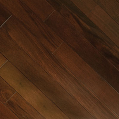 Carolina Mountain Hardwood Exotics Solid 3 5/8 Kempas Cinnamon Hardwood Flooring