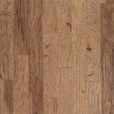 Century Flooring Barnwell Rusted Handscraped Hickory 5 Inch Rustic Hickory Hardwood Flooring